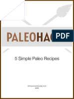 Paleo Hacks Recipes