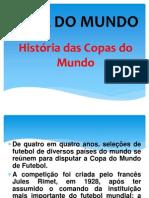 Historia Cop a Do Mundo