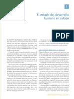 El Estado Del Desarrollo Humano en Jalisco