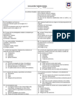 Evaluacion Europa Feudal 2013