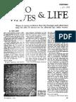 Radio Waves & Life (Electronics Magazine-Sept 1960, p43)
