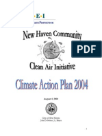 New Haven Climate Action Plan (2004)
