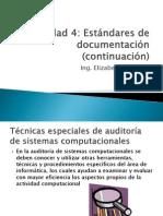 Clase07 Unidad 4 Estandares de Documentacic3b3n Continuacic3b3n