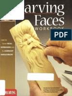 Carving Faces Workbook _Harold Enlow
