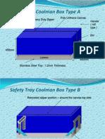 Safety Tray Coolman Box - CIP Supervisor 2013