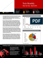 JLL Tech Monthly NYC - 03.2014
