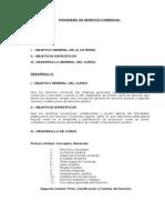 Programa de Derecho Comercial Usach 181644