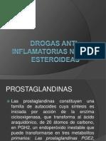 Drogas Anti-Inflamatorias No Esteroideas