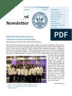 LMSA West Spring 2014 Newsletter