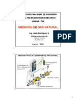 Equipos de Control y Medición de Gas