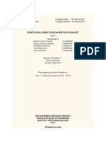 analisis lemak soxhlet