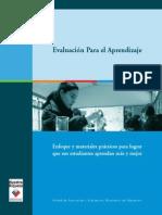 Evaluación para el aprendizaje - Chile