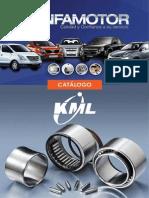Catalogo Kml
