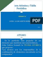 01 Estructura Atomica 2013 - Copia