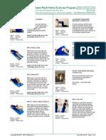 Exercises for Diastasis Recti - Rehabilitative Workout from Tone-and-Tighten.com
