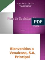 Plan de Socializacion