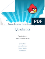 quadratic unit