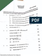 Pure Math L6 U1 IA