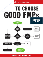 How to Choose Good f Mps