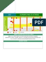 PE007G v2 Calendario Anual