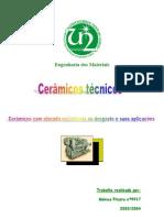 materiais ceramicos- sialon