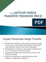 Penentuan Harga Transfer