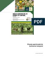 Manejo Agroforestal de Bovinos en Temporal