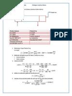 Calculo Termodinámico de un Sistema