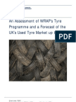 Uk Waste Tyre Data