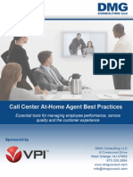 VPI - Call Center at-Home Best Practices and Essential Tools
