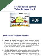 Clase III Medidas de Tendencia Central Clase