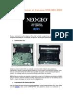 Como Programar El Sistema MVS NEO GEO