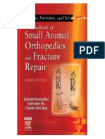 (Veterinary) Handbook of Small Animal Orthopedics and Fracture Repair...................