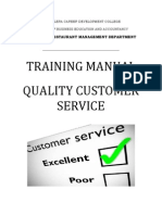 training manual workbook