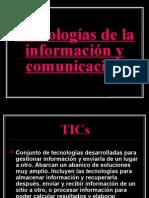 Tecnología de la información e comunicación