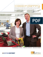 RIA3674 SuccessionPlanning A4 Brochure Web