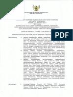 1.Permen No 21 Th 2013 Tentan Syarat Dan Tata Cara Pemberian Remisi, Asimilasi, Cmk, Pb, Cmb Dan Cb