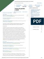 Caracterización del sistema de gestión integrado seguridad y salud _ GestioPolis