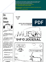 Iranian Jet Chase Update, p. 9. Michigan Family Observes Horizon