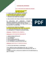 Apuntes de Der Agrario y Reforma Art 27 Constl