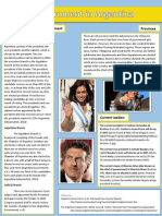 argentine government newsletter