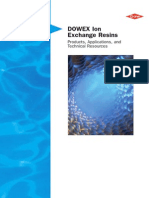 eBook - DOW (Ion Exchange Resins)