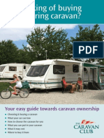 Thinking of Buying a Touring Caravan