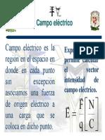 Campo Electrico Car Gap Un Tual
