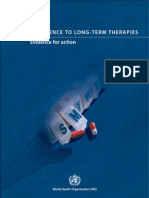 Adherence to Long-term Therapies Evidence of Action 1