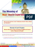 Lake of Lotus (48)-The Profound Abstruseness of Life and Death- The Meaning of Near-Death Experiences (48)-By Vajra Master Pema Lhadren-Dudjom Buddhist Association
