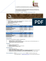 Facilitando Su Asistencia a SCCA 2014 II
