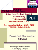 Effective Project Cost & Scheduling