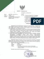 Uji Publik Tenaga Honorer Kategori II Pemkab. Trenggalek yang Lulus Ujian Seleksi CPNS