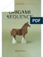 Quentin Trollip - Origami Sequence